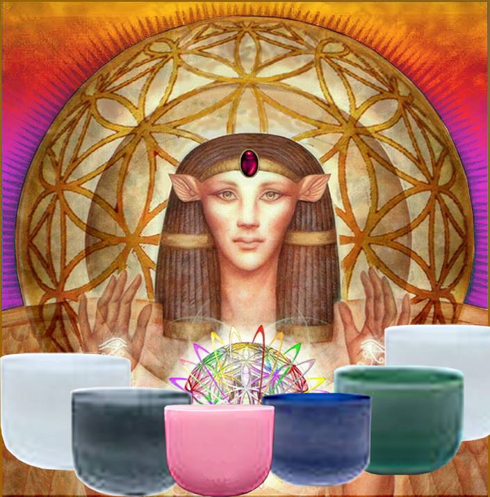 Hathor - Holographic Sound Healing